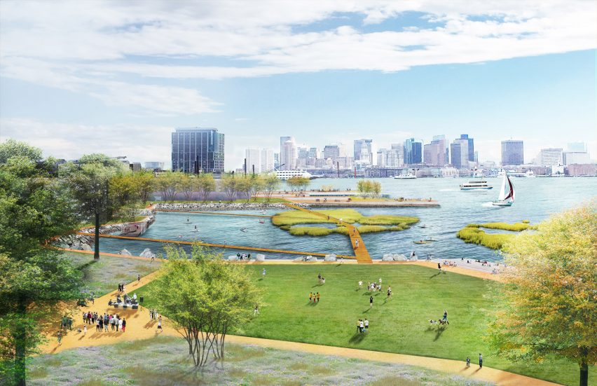 Coastal Resilience Solutions For East Boston and Charlestown report