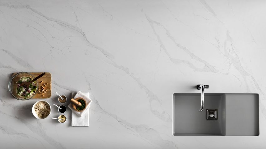 Compac launches quartz surface collection based on natural patterns and forms
