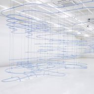 Snarkitecture collaborates with COS on a huge marble run for Seoul gallery
