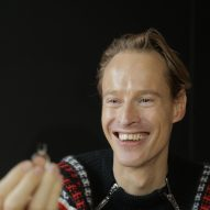 Good design is about clean air and water, not a Louis Vuitton bag, says Daan Roosegaarde