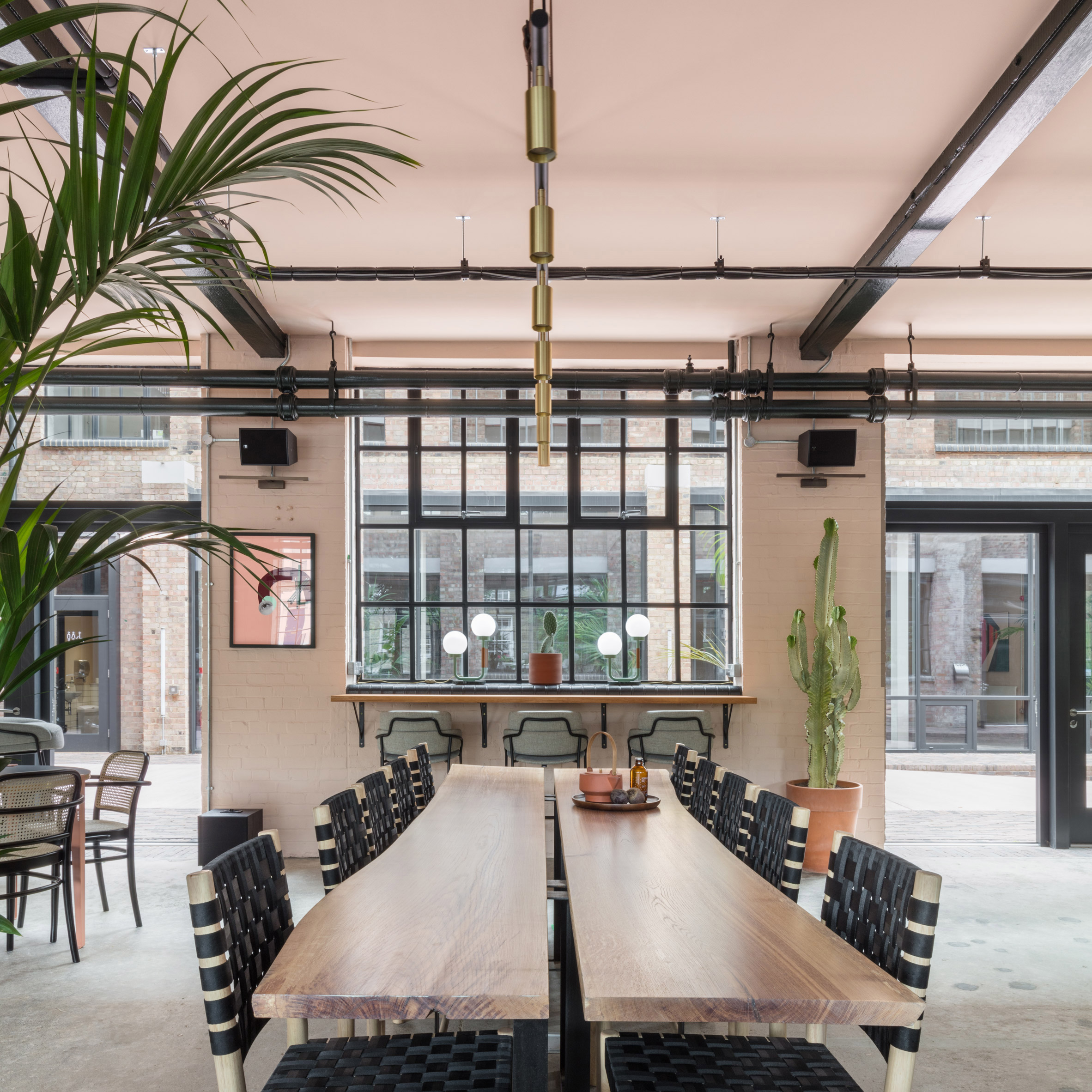 Sella Concept Applies Cocoon Of Rich Materials And Colour To Interiors East London Office
