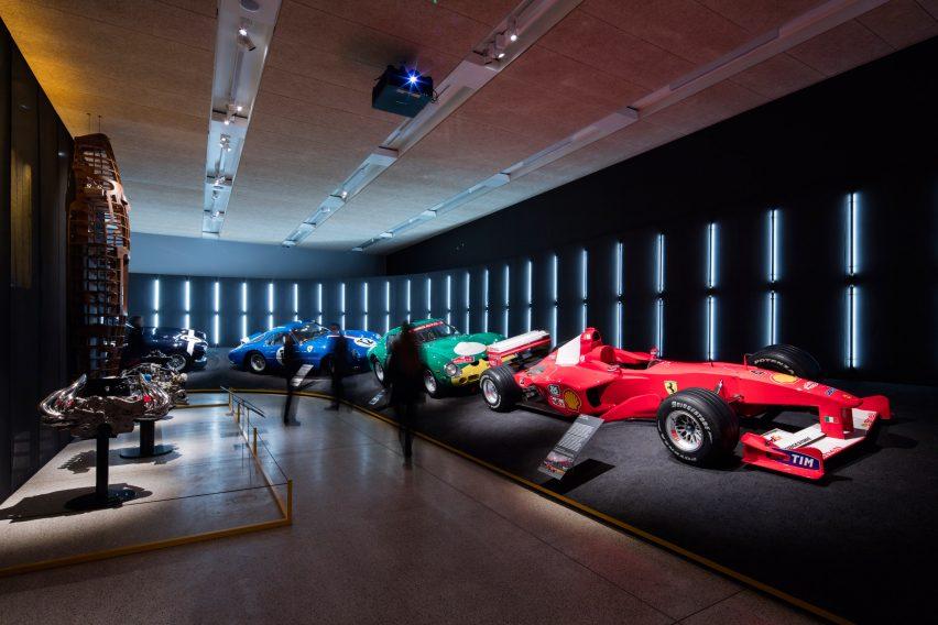 Design Museum Showcases 14 Rare Sports Cars In Ferrari Retrospective