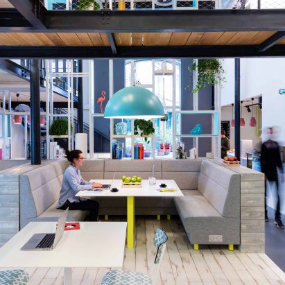 Interior Office Designs Enchanting Office Interior Architecture And Design  Dezeen Decorating Inspiration