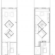 Duplex Tibbaut by Raul Sanchez Architects