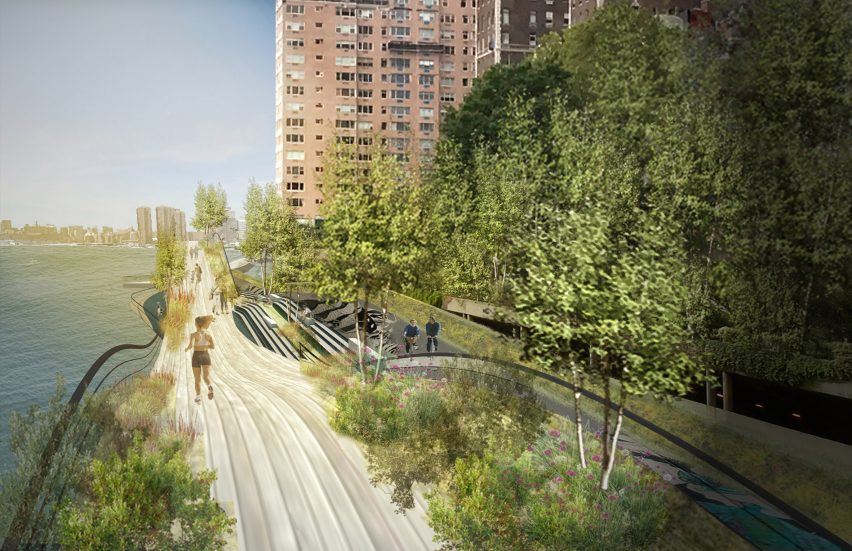 East Midtown Greenway by wHY