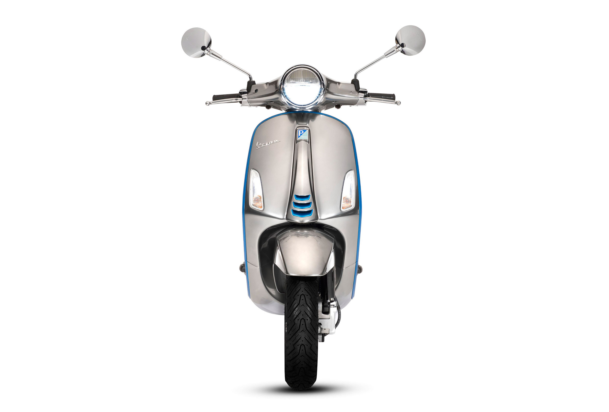 Piaggio's all-electric Vespa set to hit the roads in 2018