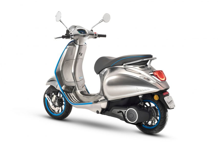 All-electric Vespa set to hit the roads in 2018