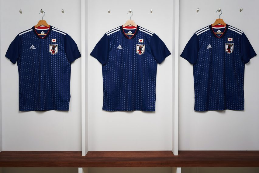 0f3ac1409 Adidas unveils World Cup kits that pay homage to classic football shirts