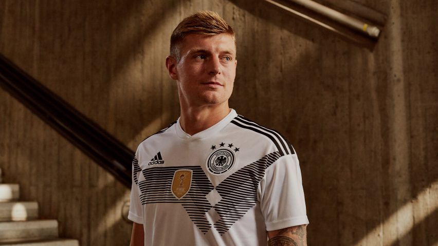 Adidas unveils eight World Cup 2018 kits that pay homage to classic football  shirts 33fe19eea