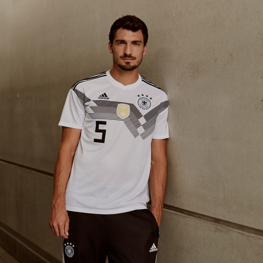 1780524d0 Adidas unveils eight World Cup 2018 kits that pay homage to classic  football shirts