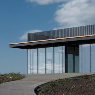 Gai-Kadzor Winery by Kleinewelt Architekten