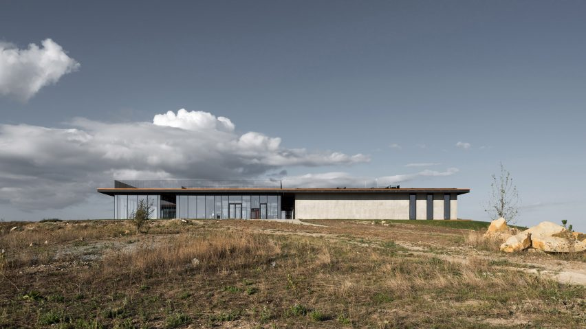 Gai Kadzor Winery By Kleinewelt Architekten