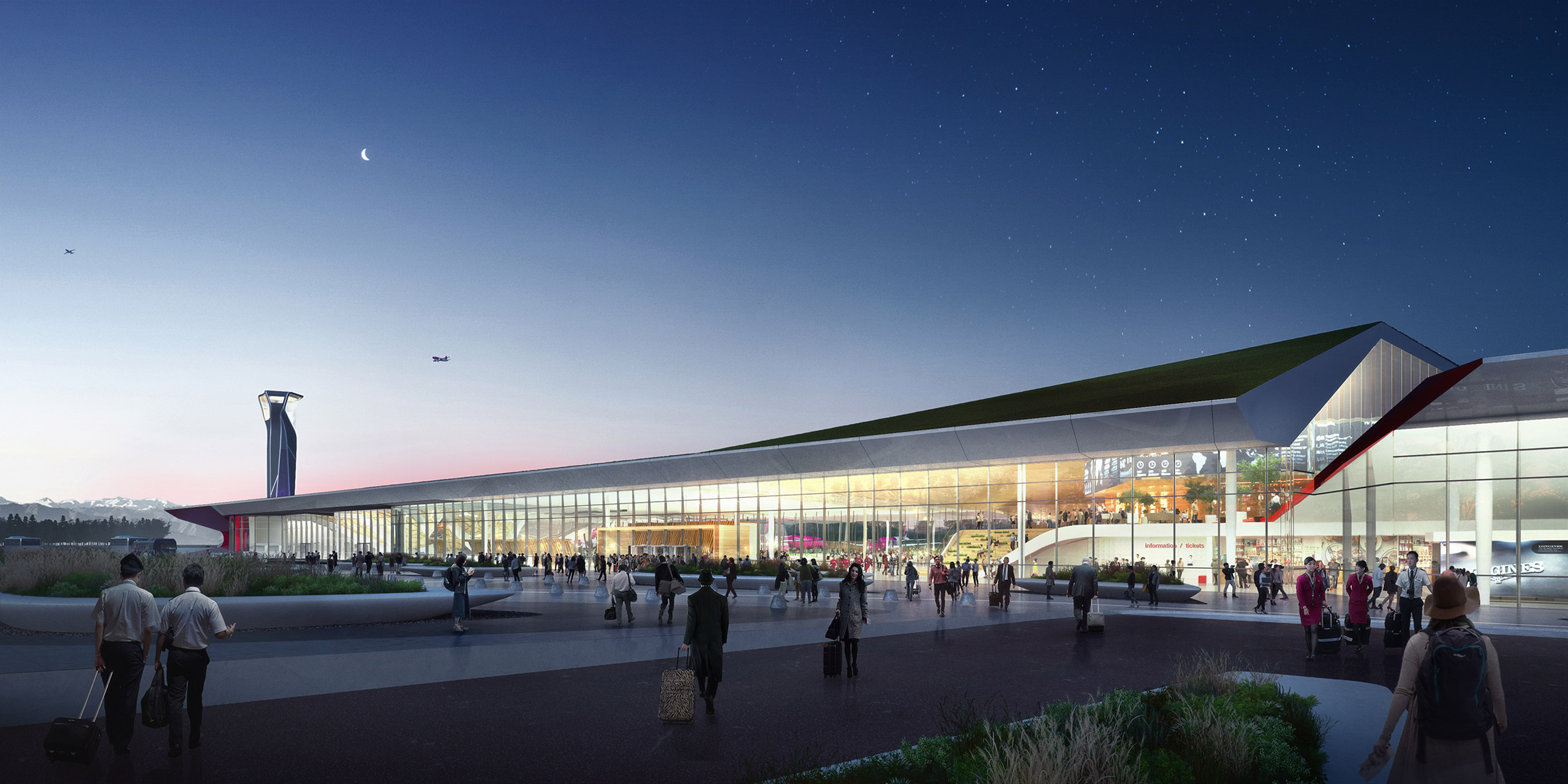 UNStudio plans extension to Georgia airport just four years after completing it