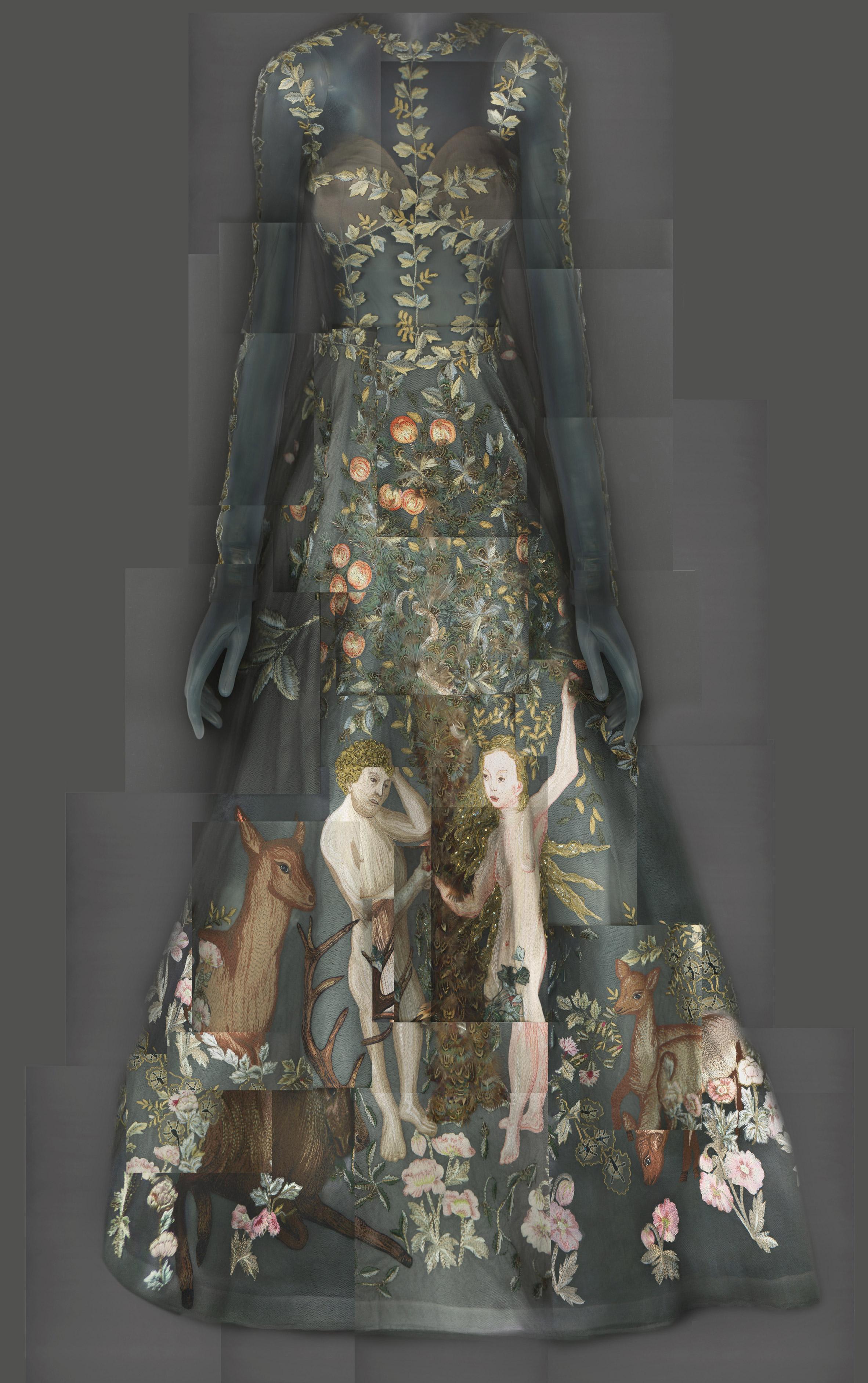 Heavenly Bodies exhibit at Costume Institute