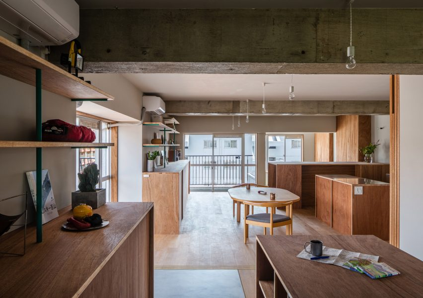 House in Chofu by Snark