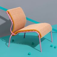 Dutch design collective exhibits products made from Colback material