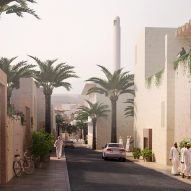"Allies and Morrison's Madinat Al Irfan masterplan will offer an alternative to ""identikit urbanism"""
