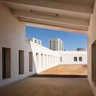 "Combas uses natural stone to build ""warm and robust"" juvenile detention facility in Marseille"