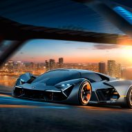 Lamborghini and MIT redesign sports cars for the third millennium