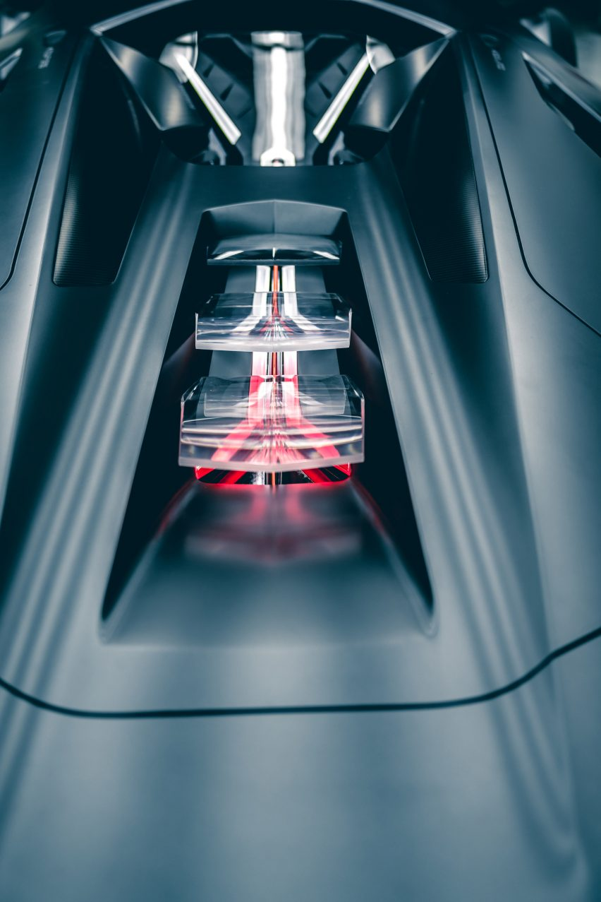 Lamborghini and MIT redesign sports cars for the third millennium