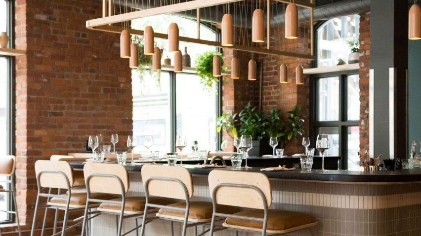 Le Voisin Restaurant by Atelier Filz