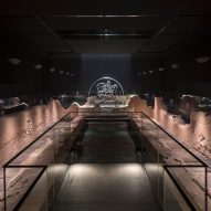 Underground Roman temple reopens as immersive museum using light, haze and sound