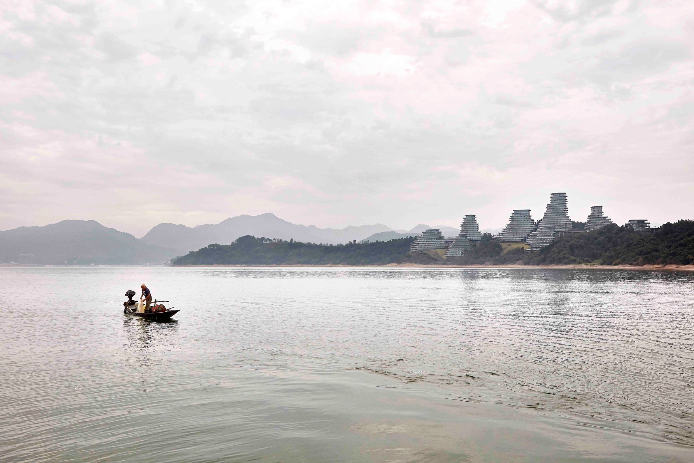 Hufton + Crow MAD Huangshan Mountain Village