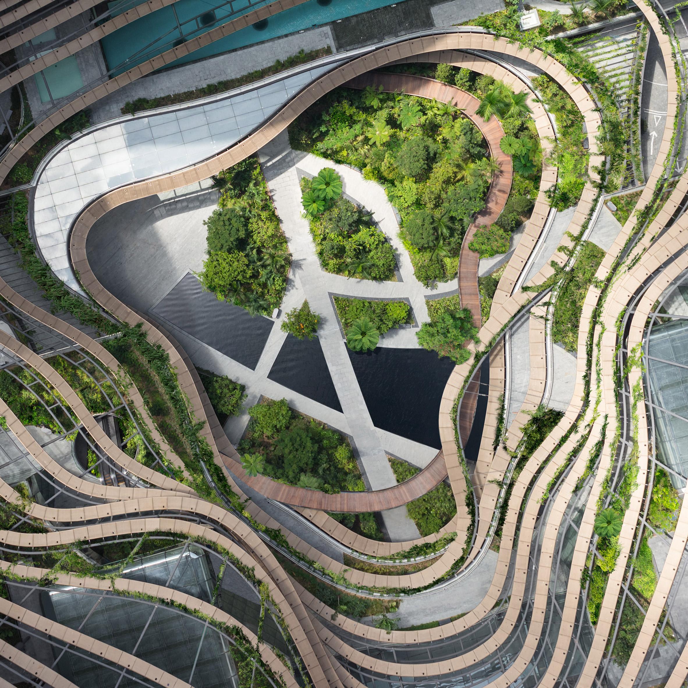 Marina One by Ingenhoven Architects