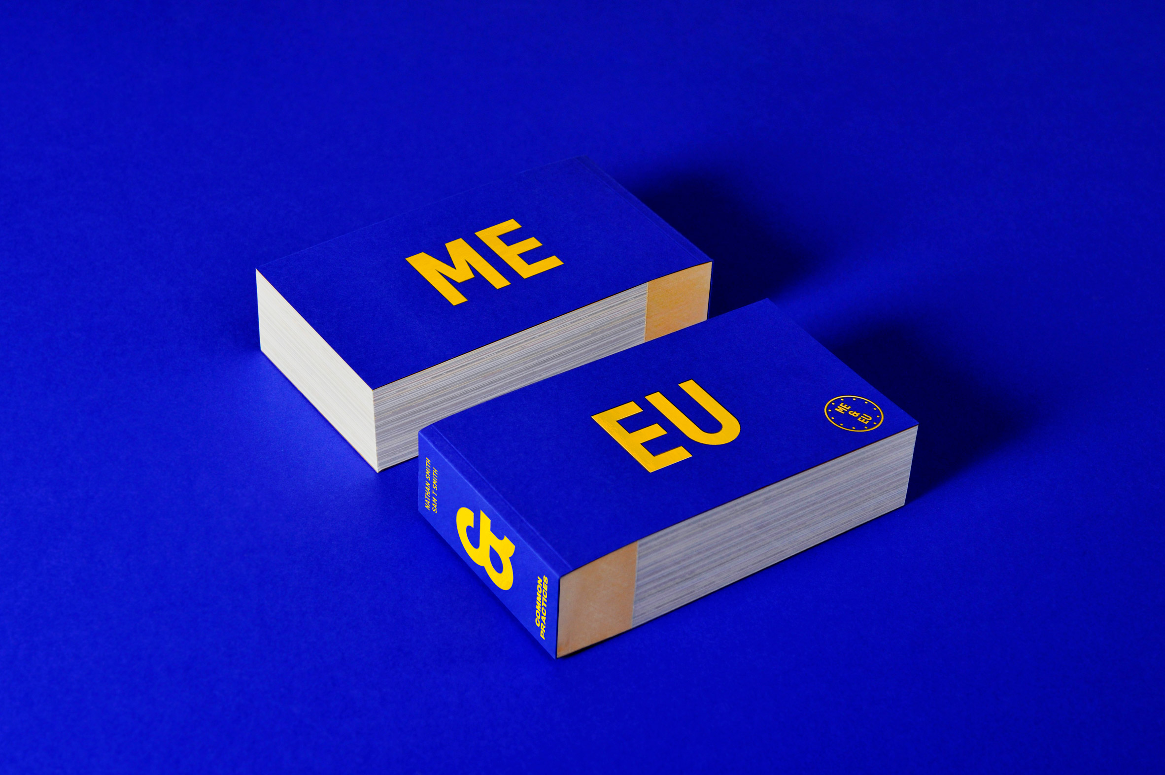 Me & EU book includes over 100 postcards for post-Brexit Britain