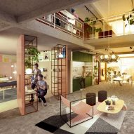 "MINI's co-living destination in Shanghai ""brings know-how from vehicles into places where we live"""