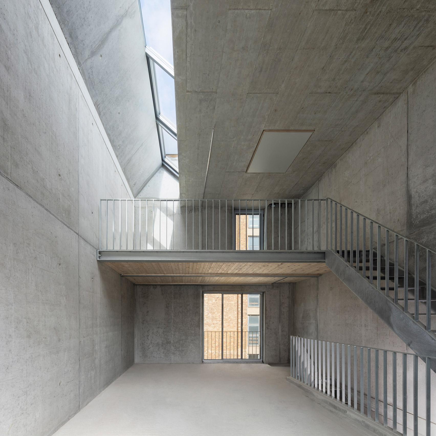 Feilden Clegg Bradley Helps Bryan Adams Create Artist Ateliers In  Refurbished Berlin Factory