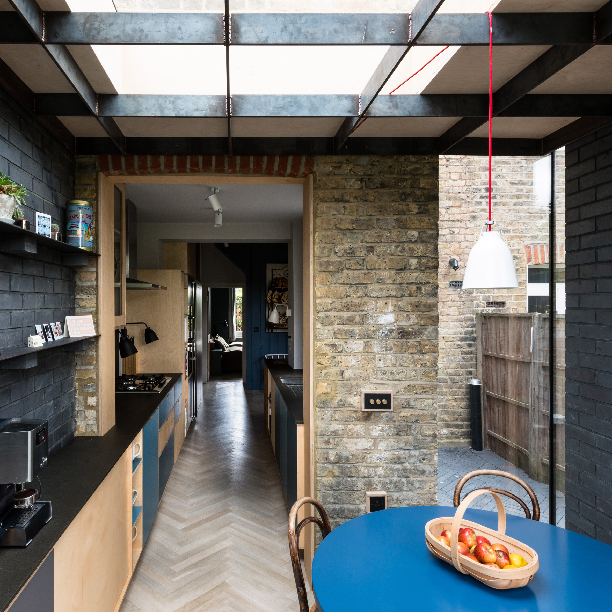 Matthew Wood Adds Seven Square Metre Extension To His Small Home