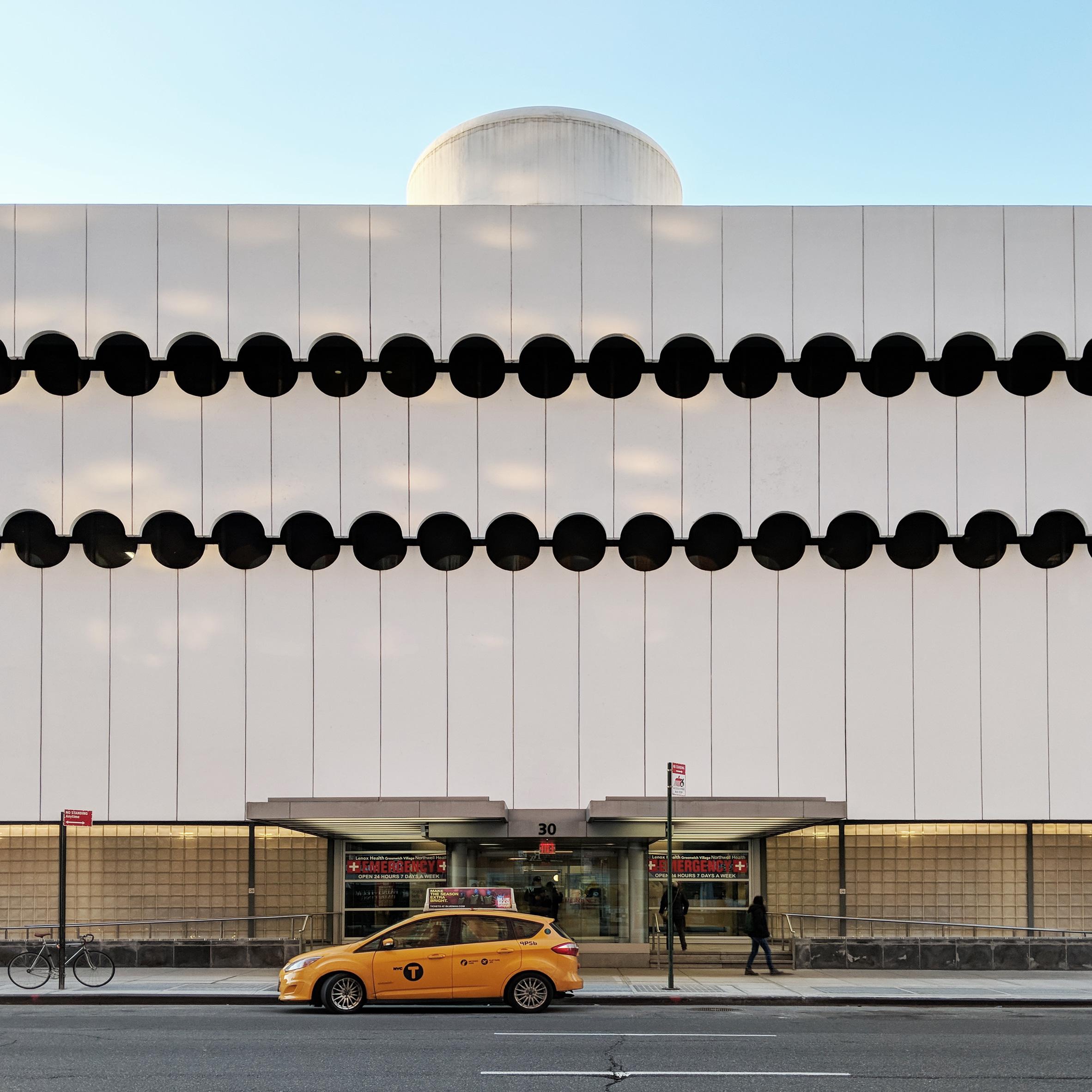 American modernist architect Albert C Ledner dies aged 93