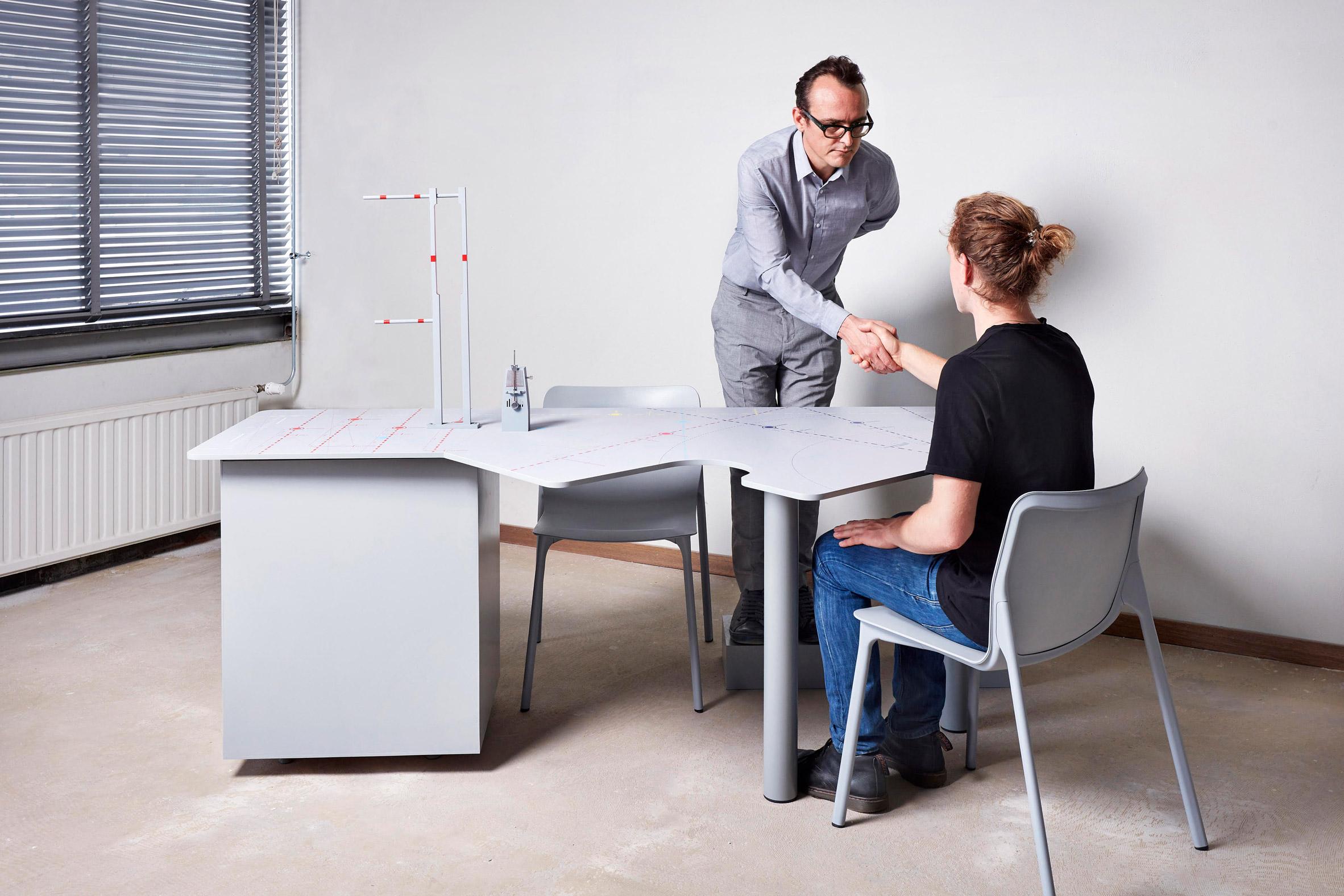 Normaal by Mark Henning at Dutch Design Week 2017