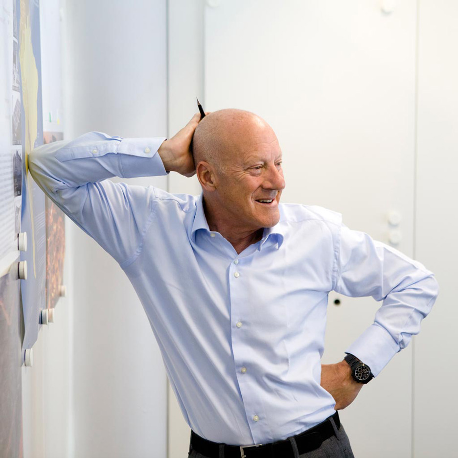 """Some """"cartoonish"""" postmodern buildings are worth saving, says Norman Foster"""