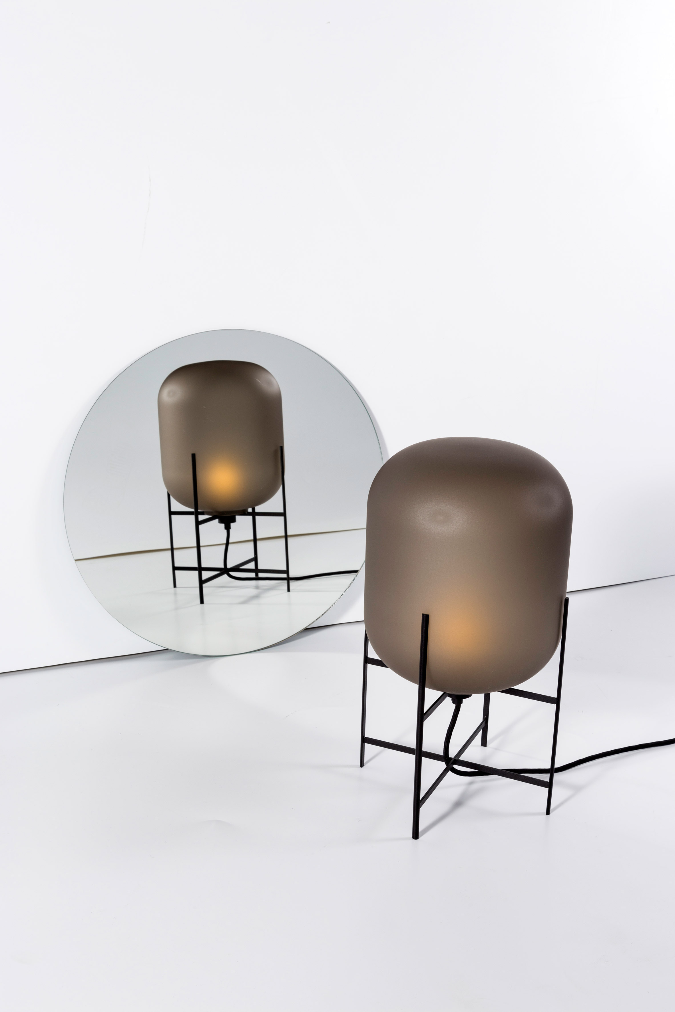 Competition: win an Oda lamp designed by Sebastian Herkner for Pulpo