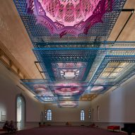 FreelandBuck combines historic ceiling designs for Smithsonian museum installation