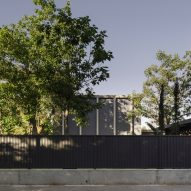 Perea Borobio House by Canales & Lombardero