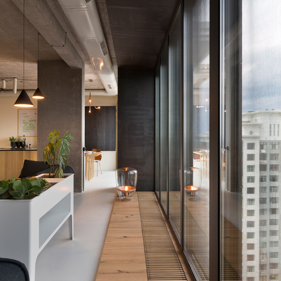 Pinterest roundup: apartments in high rises