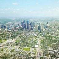 Masterplan unveiled for Downtown Houston in wake of Hurricane Harvey