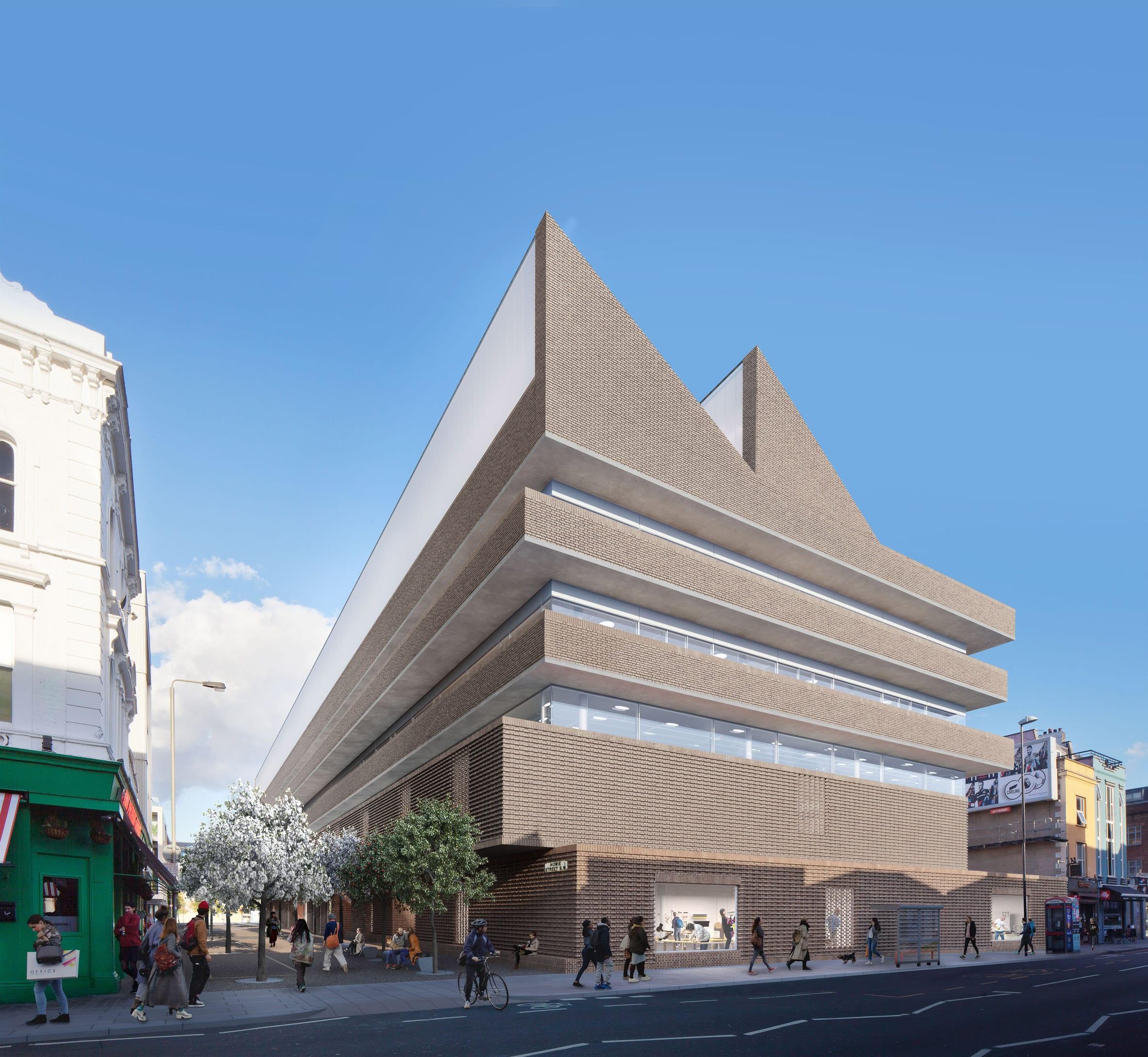 Herzog & de Meuron reveals design for new £108 million RCA campus