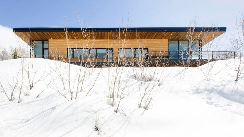 Red Hawk Residence by Imbue Design