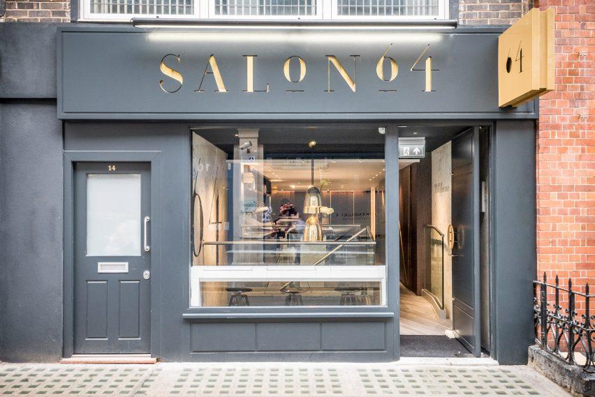 Salon 64 by JaK Studio