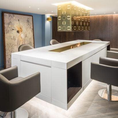 Salons architecture and interior design   Dezeen