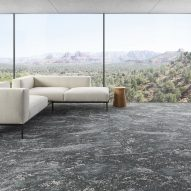 Remote landscapes inform textural floor-tile collection by Shaw Contract