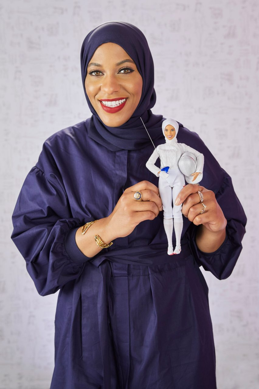 Shero Hijab Barbie by Mattel