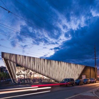 SITE Santa Fe by SHoP Architects