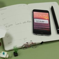 Moleskine's Smart Planner lets users organise notes on page and screen