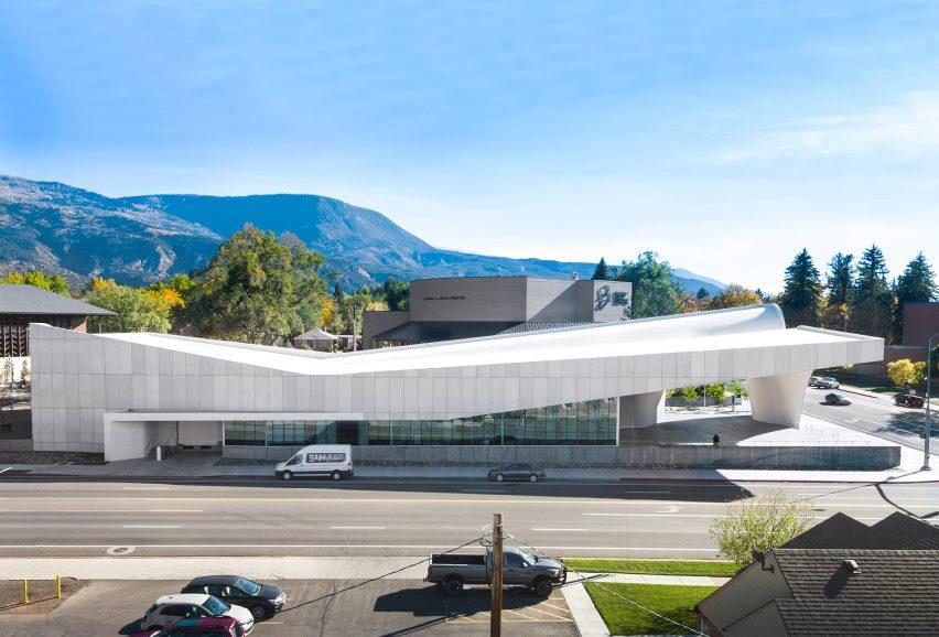 Southern Utah Museum of Art by Brooks + Scarpa