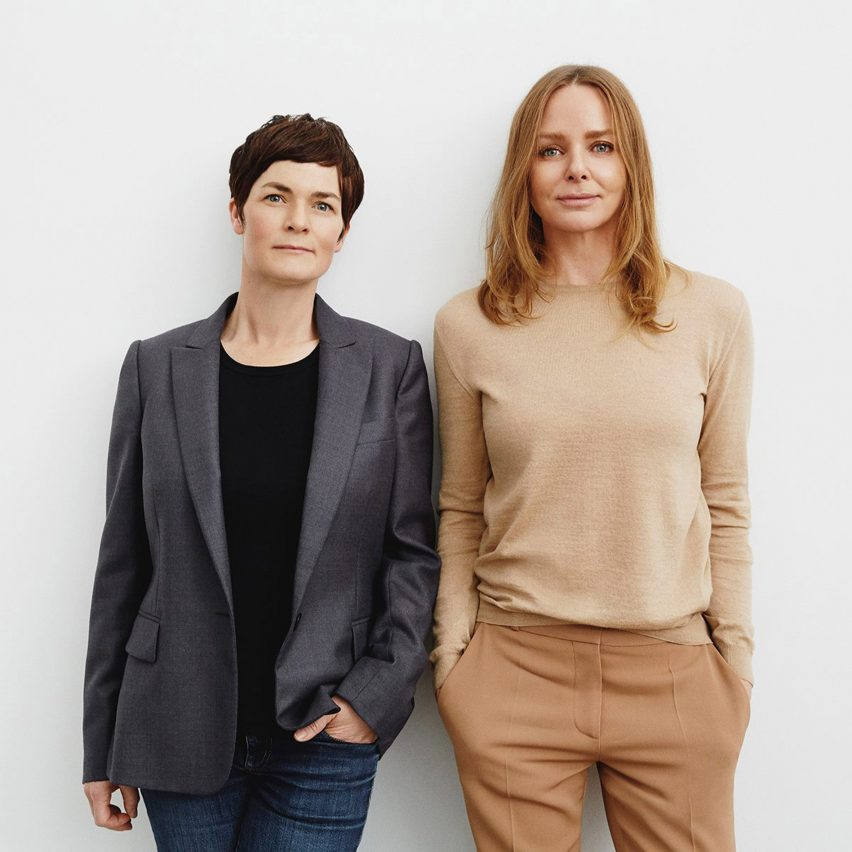2d0589c83b McCartney thinks designers should be forced to be more sustainable. She  recently championed a study by the Ellen MacArthur Foundation, which called  for the ...